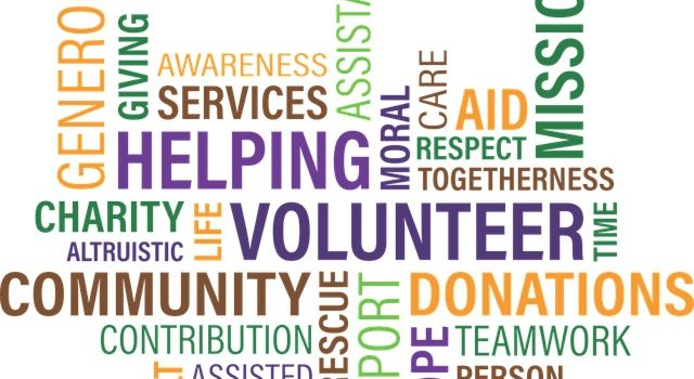 volunteering for the over 50s