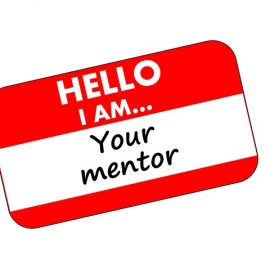 Becoming a mentor – why and how you should do it