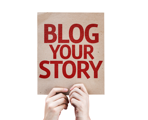 Blogging your way to a book – some hints and tips